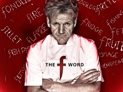 "Synopsis: Episode 1 of the F Word and it's national vegan week so Gordon marks the occasion with a very special and very Ramsay dish. Gordon's children realise that a turkey is just for Christmas not for life when they buy live turkeys to rear and slaughter for Christmas dinner. Star of stage and screen Martine McCutcheon learns how to sharpen a knife and Gordon learns to ""keep it simple, stupid"" when he challenges comedian Al Murray to make the best bread and butter pudding"