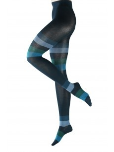 Striped tights from Falke. 14,00 €