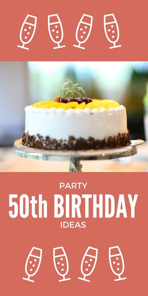 50th Birthday Party Ideas: The Third Idea Is Our Favourite. (Free $25 ChefXChange Credit Included) Click here to learn more >>>