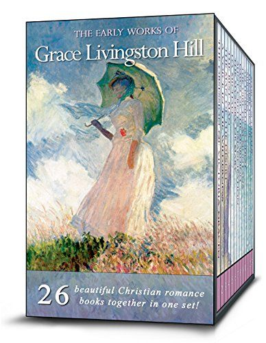 Christian Romance Novels by Grace Livingston Hill