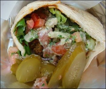 authentic israeli falafel recipe