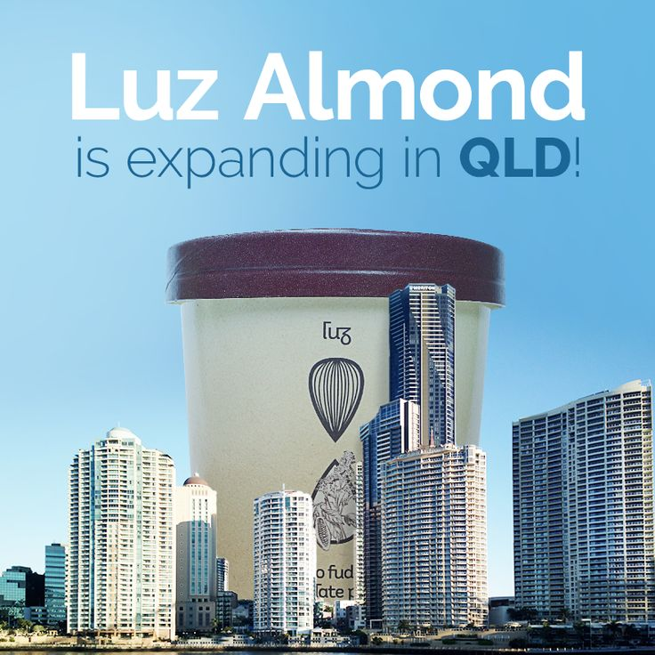 Luz Almond Frozen Dessert is expanding in QLD! Please tag your favourite stores in #Brisbane, #SunshineCoast, #GoldCoast, #Cairns, #Townsville and #Toowoomba that NEED to stock our dessert. Why not go the extra step and ask them to stock as well.