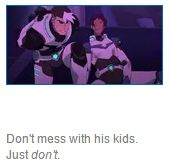 Want to know what Keith eats or what Allura smells like? Curious about what Shiro does in his...
