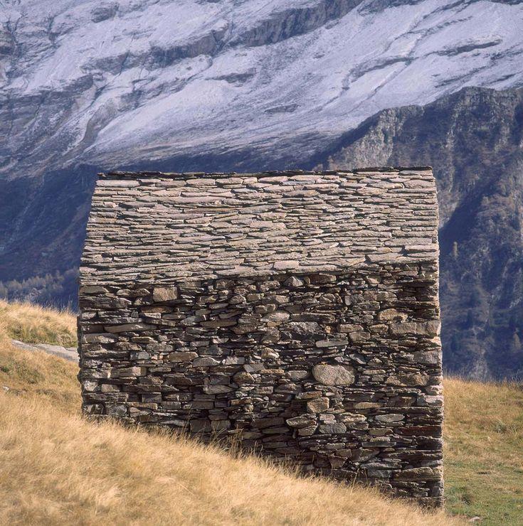 Sceru, Malvaglia Valley Studio d'Architettura Martino Pedrozzi, Mendrisio Switzerland