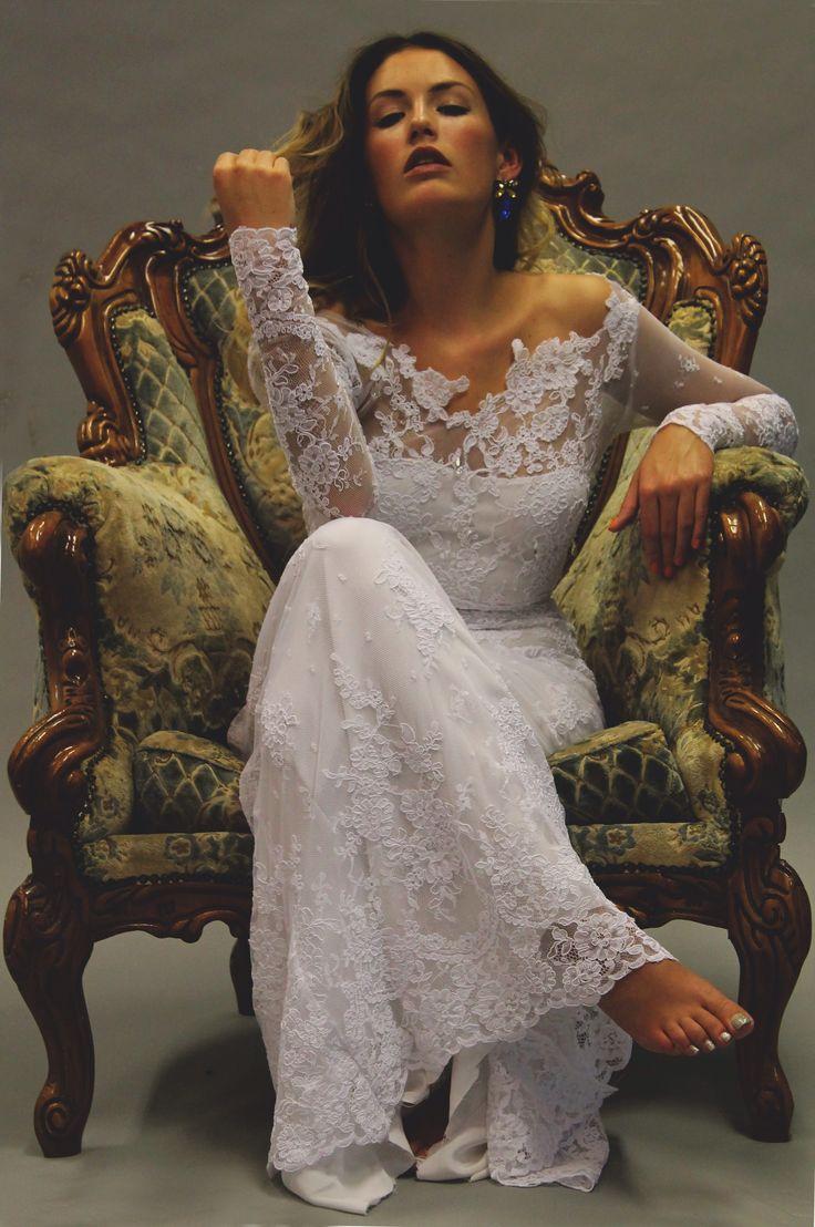 Had so much fun on this shoot! #weddingdress