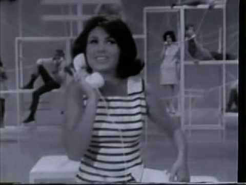 "Donna Loren ""It Only Hurts When I Cry"" Beach Blanket Bingo (1965) - YouTube"