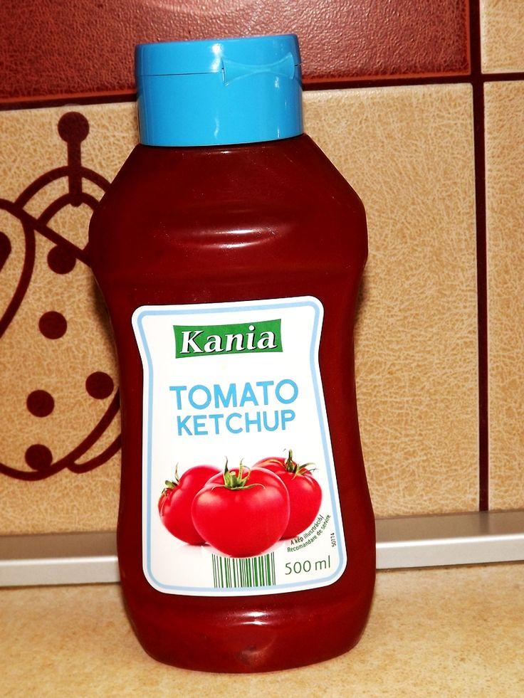 Lidl-ben kapható, cukormentes ketchup