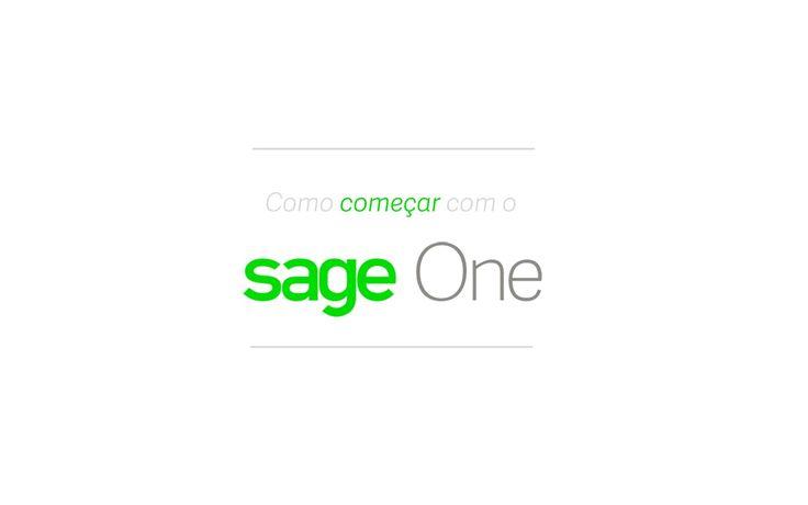 Sage One - Passo a Passo para começar
