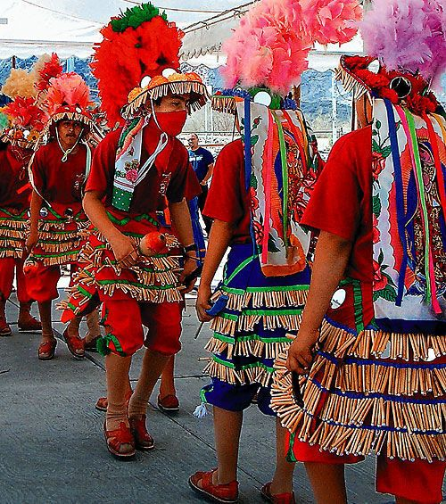 coahuila mexico celebrations | Longtime fishermen and farmers, the indigenous Cucapá desperately ...