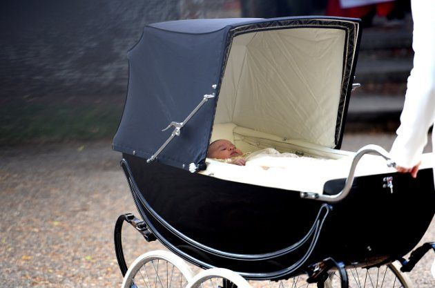 Opinion was divided when Catherine Duchess of Cambridge rocked up at her daughter's christening on July 5 with a vintage Millson Prince pram in tow