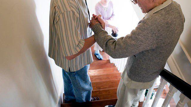 Aging Mom and Dad - Tackk