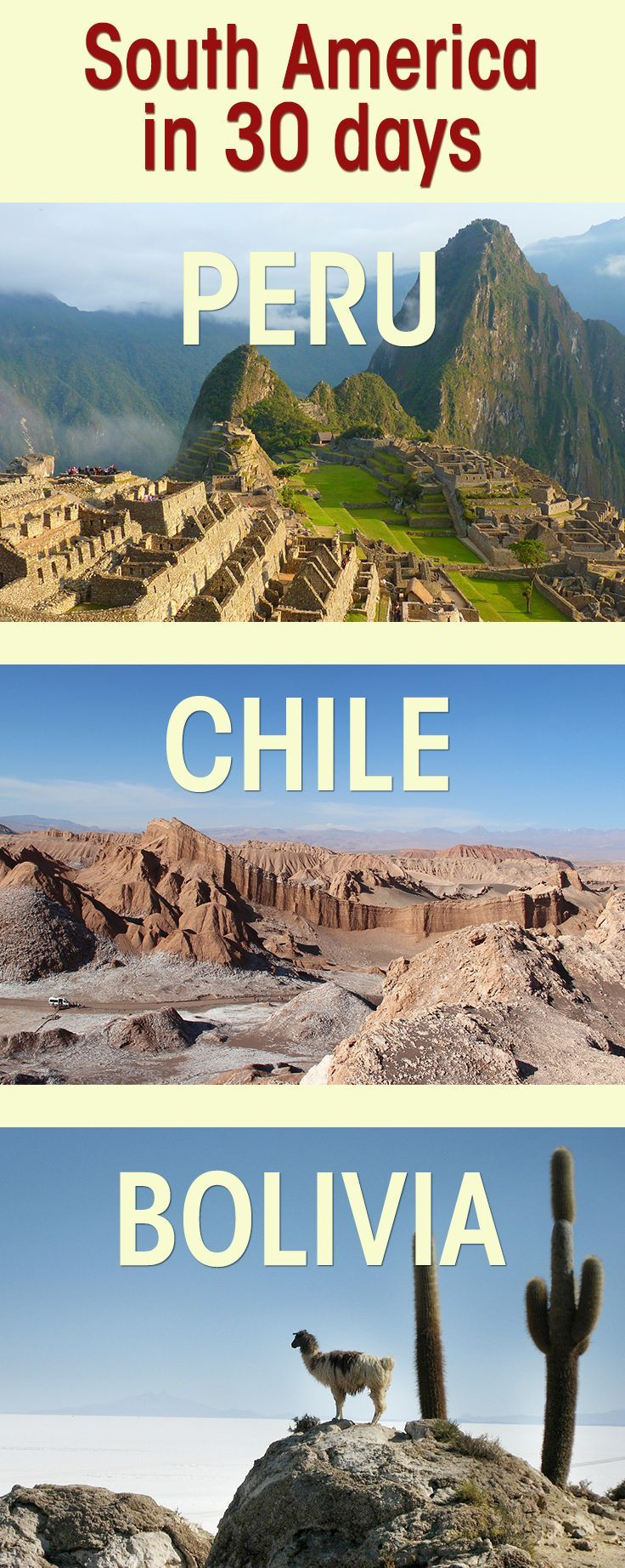 travel to chile essay Compare brazil to other countries 2650 in every 100,000 people are murdered annually in brazil compared to 310 in chile (travel guide) lonely planet dk.