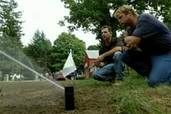 How to install a low-cost lawn sprinkler