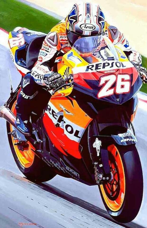 Amazing shoot of Dani Pedrosa | Competitions | Pinterest | Posts