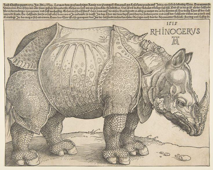 The Rhinoceros, Holzschnitt von Albrecht Dürer, The Metropolitan Museum of Art Gestern verkündete das New Yorker Metropolitan Museum of Art seine neue digitale Strategie - und erklärte damit 375.000 Werke aus seiner Sammlung für gemeinfrei mit CC0-Lizenz. Als Teil 2 meiner Blogserie über digitale Sammlungen möchte ich die Sammlung des MET Museum kurz vorstellen. Die bereits digitalisierten Exponate aus 5000 Jahren Kulturgeschichte besitzen nun die CC0-Lizenz, was bedeutet, dass sie völlig…
