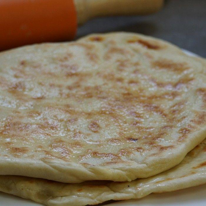 Cuisine indienne : recette des naans au fromage