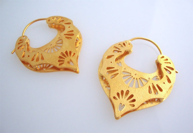 Earrings - Bollywwod Princess Collection 2012