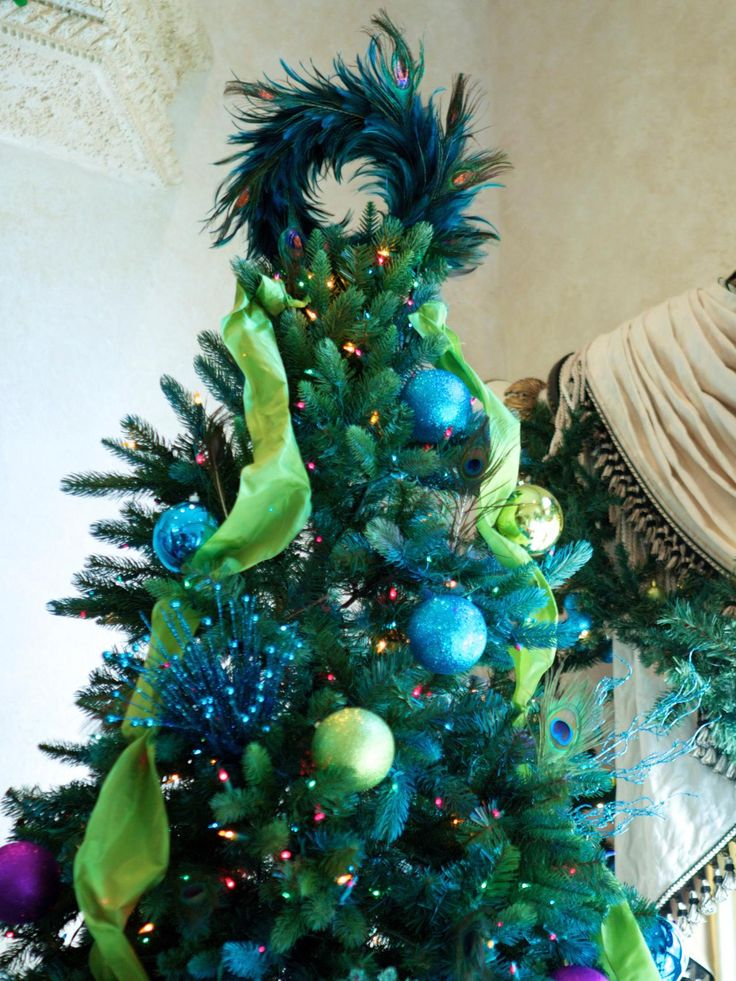 25 Unique Unique Christmas Tree Toppers Ideas On