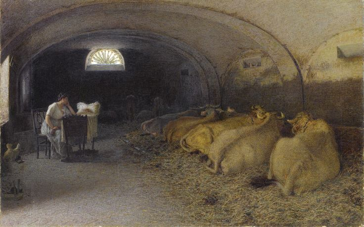 Angelo Morbelli (Alessandria 1854 - Milano 1919)