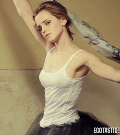 Watson bra emma Emma Watson