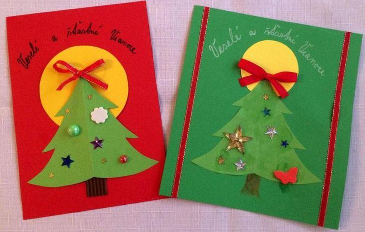Nebavia vás kupované menovky na darčeky či vianočné pozdravy? Môžete si vyrobiť vlastné podľa nášho postupu. Je to jednoduché a pomôcť vám môžu aj deti.
