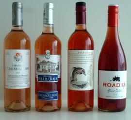 The SASSYS taste Rosé Wines | Review From The House  reviewed at  http://www.reviewfromthehouse.com/sassys-taste-ros%C3%A9-wines