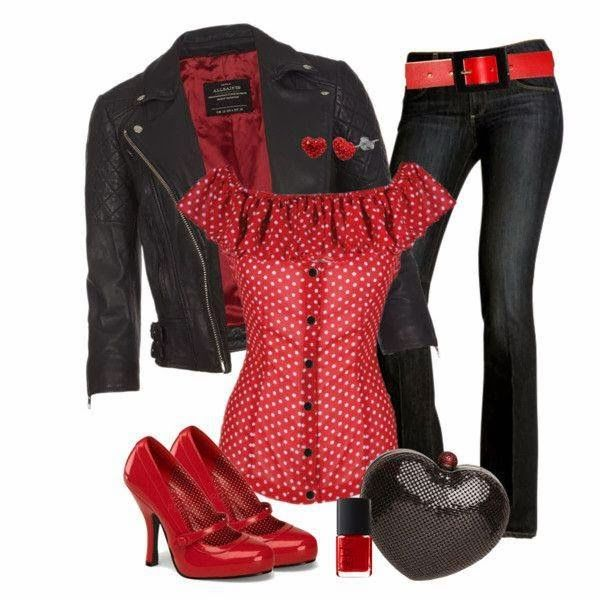 Outfit Ideas For Ladies:
