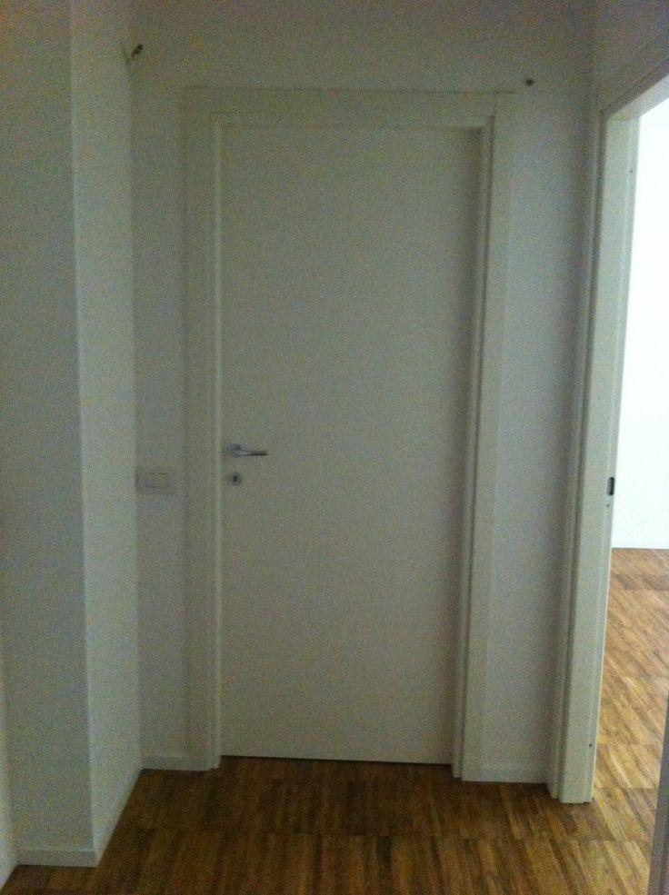 15 pin su porte bianche da non perdere pareti grigie - Porte bianche laccate ...