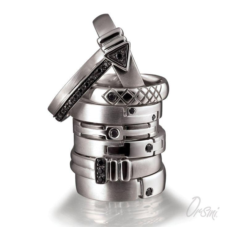 Eleganti creazioni in #argento #MadeinItaly realizzate secondo gli standard di qualità dell'#artigianato orafo.