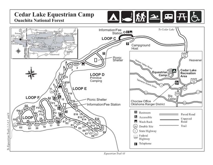 Cedar Lake Equestrian Camp In Oklahoma Places I Have