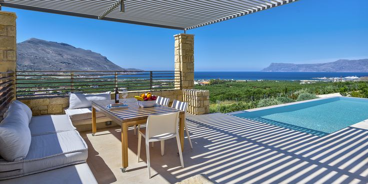 Cretan Contemporary Villas, Crete, Greece - book via i-escape