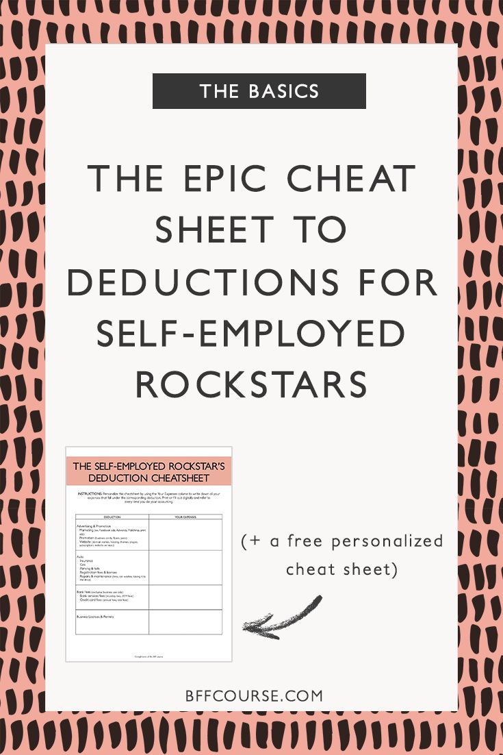 Tax Deductions For Money Making Crafts