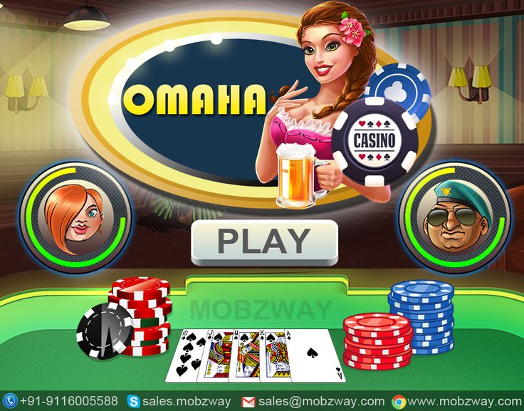 #Omaha #Poker – Second most popular poker variation in the world, is an exciting game derived from Texas Hold'em. Each player is dealt four private cards ('hole cards') which belong only to that player.