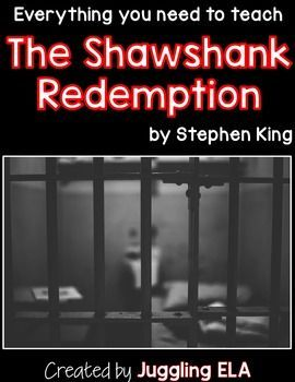ethical analysis of the shawshank redemption Shawshank redemption: micro-analysis (cinematography and sound) scene:'brooks was here' the director's powerful use of cinematography and editing create a powerful and emotive scene as.