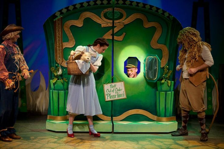 simple wizard of oz set - Google Search