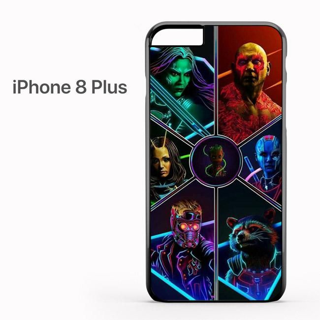 The Guardian Of The Galaxy Team Iphone 8 Plus Case