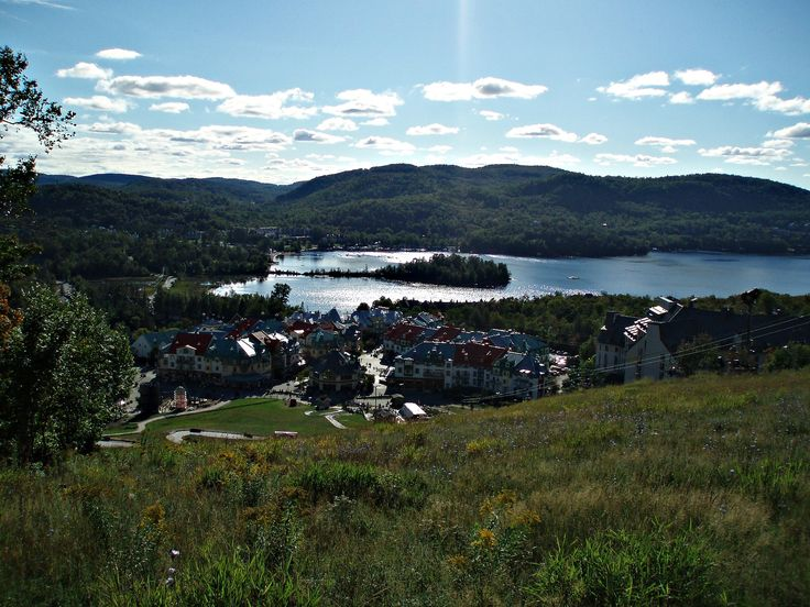 "Located in the ""amesomely"" beautiful Laurentian mountains is perfect for all seasons.  http://www.farawayvacationrentals.com/view-blog/Exploring-Mont-Tremblant-in-Canada/396"