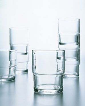 HS Stackable Tumblers | TOYO-SASAKI GLASS, JAPAN