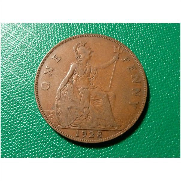 1928 Penny Coin King George V Charity Listing in the Pennies,United Kingdom,Coins,Coins & Banknotes Category on eBid United Kingdom | 81274880