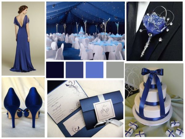 Reblogged from Mariell If you're loving thebold, jewel tone trendthat's already so popular this year (and really, what's not to love?) then why not incorporate it into wedding design? A sapphire blue and silver wedding is a truly classic color combination. And it would look beautiful at any time of year, from the middle of [...]