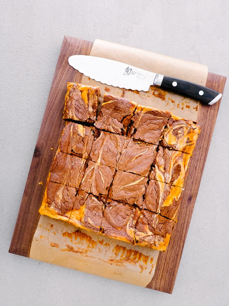 Guittard Decadent Eggnog Brownies | Fix Feast Flair