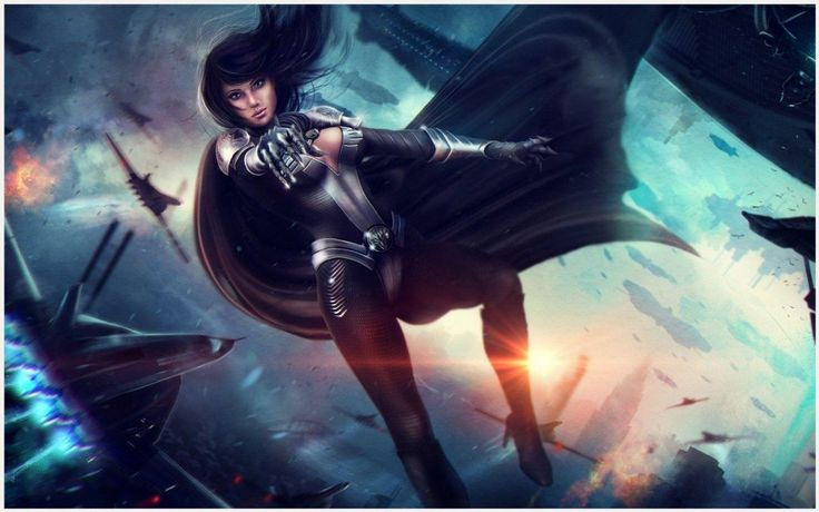 Superhero Girl Wallpaper | superhero girl wallpaper