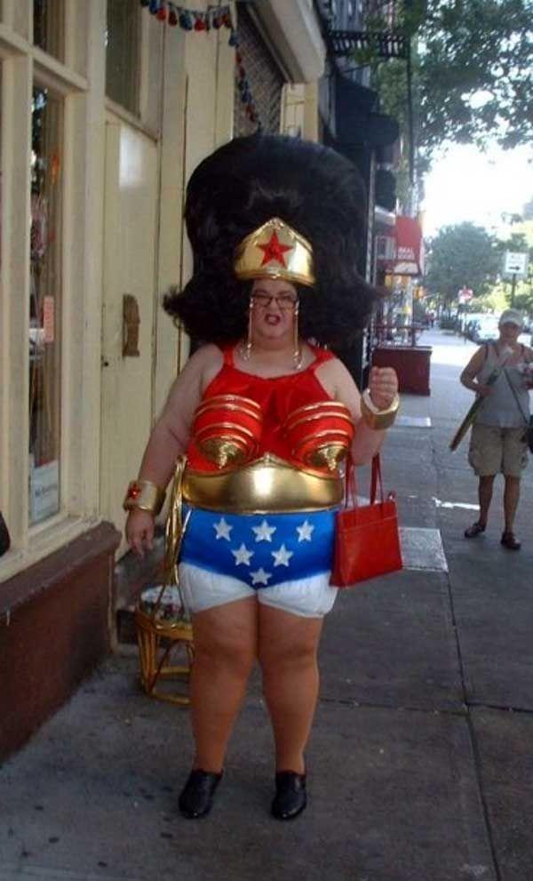 image drole wonder woman
