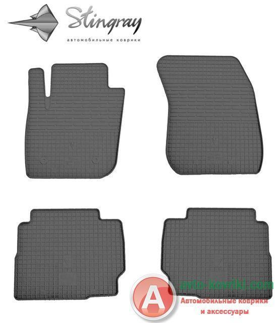 Автомобильные коврики в салон Ford Mondeo 2007-2014 от Stingray (Evolution)