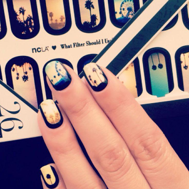 334 best NCLA Nail Wraps images on Pinterest | Ncla nail wraps ...