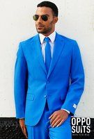Kostuum Blue Steel