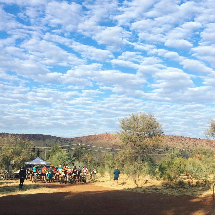 Alice Springs Mountain Bike Enduro
