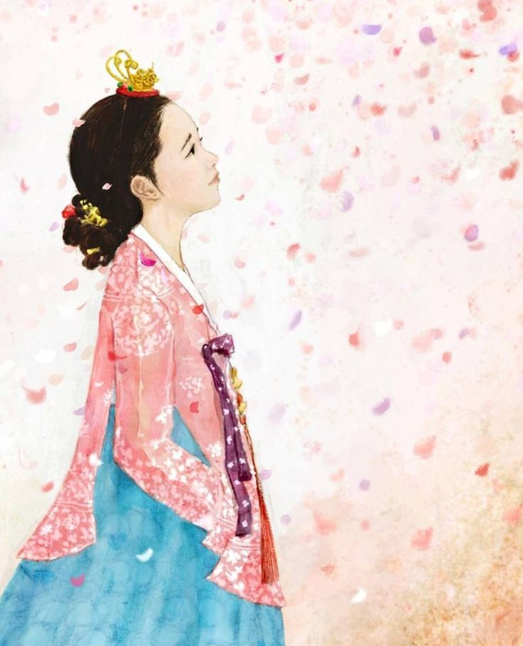 한복 Hanbok : Korean Traditional