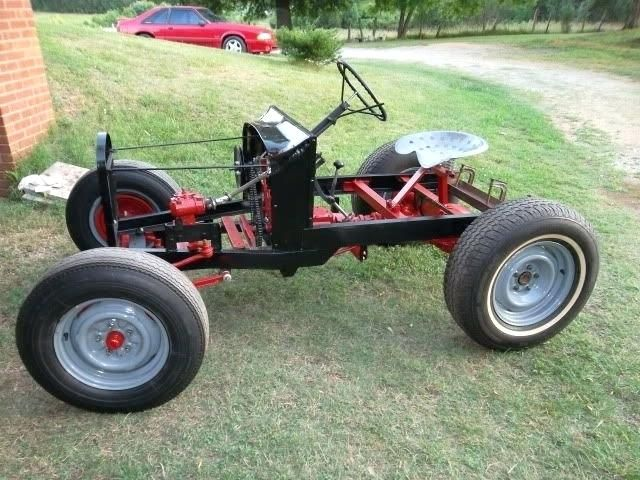 Home Built Garden Tractor Photo 5 Of Home Built Tractor Page 2 The Friendliest Tractor Forum And Home Built Garden Tra Tractors Homemade Tractor Garden Tractor