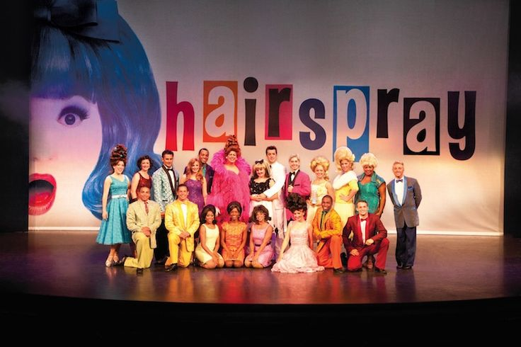 The fantastic Hairspray on Oasis of the Seas and I can't wait to see a show or two or more on my cruise #CruiseGiveaway